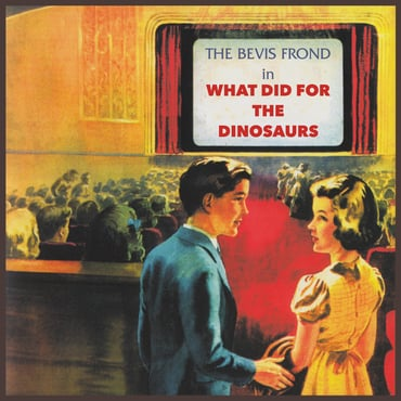 The bevis frond   what did for the dinosaurs cover