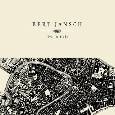 Bert jansch   live in italy cover