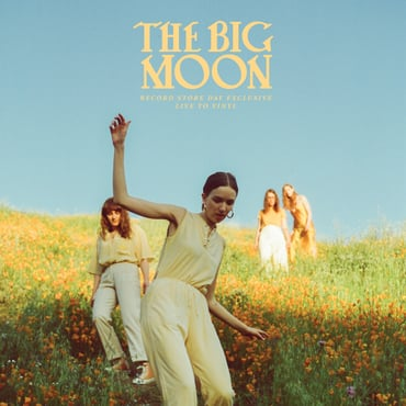 The big moon   record store day exclusive   live to vinyl %281%29