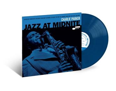 Charlie parker   jazz at midnite