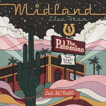 Midland   live at the palomino