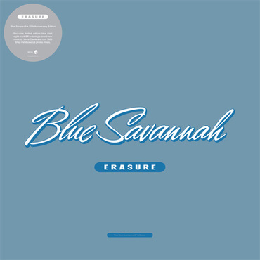 Erasure   blue savannah
