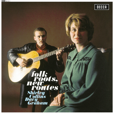 Shirley collins   davy graham  %e2%80%98folk roots  new routes%e2%80%99
