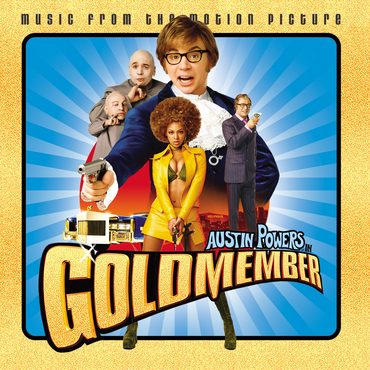 Ost various artists   austin powers gold member