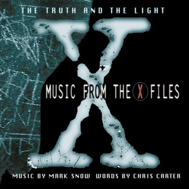 Ost mark snow   the truth and the light %28x files music%29