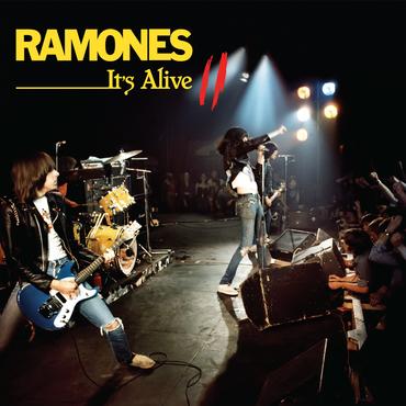 Ramones  its alive ii