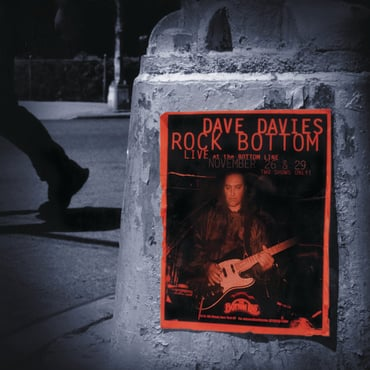 Dave davies   live at the bottom line