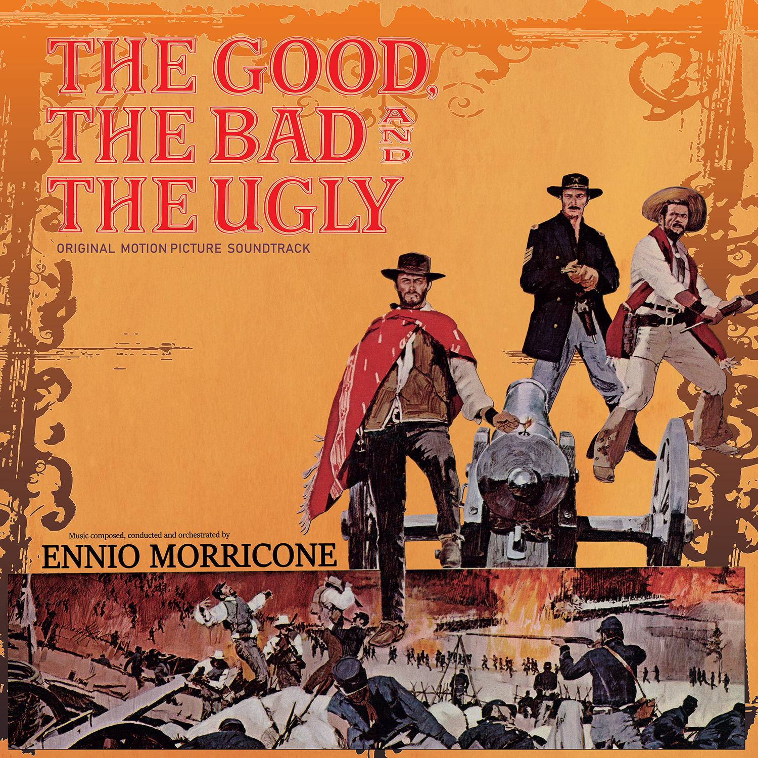 Ennio Morricone - The Good - the Bad and the Ugly (RSD 2020) - LP – Rough  Trade