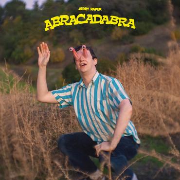 Jerry paper   abracadabra   artwork web resolution