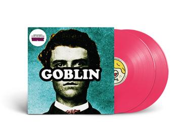 Goblin double vinyl pink