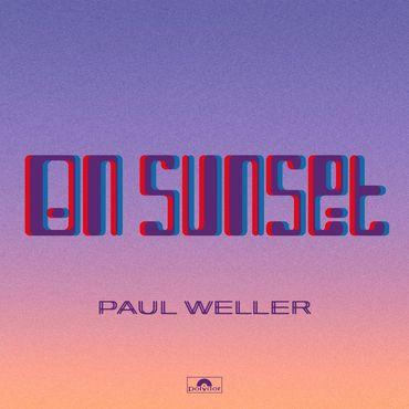 Paulweller onsunset cover art