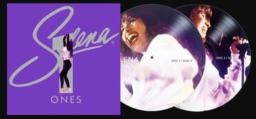 Selena 2picturedisc packshot