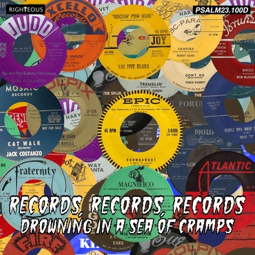 Records records records cramps 2cd
