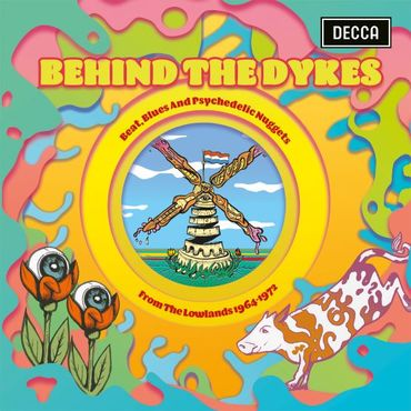 Various artists   behind the dykes