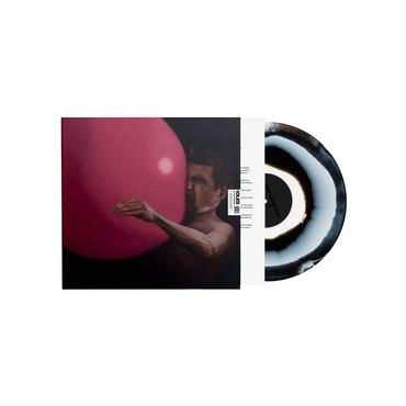 Idles vortex vinyl ball front