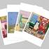 Side by side limited prints shot fan