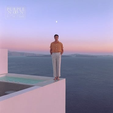 Washed out purple noon sp1365