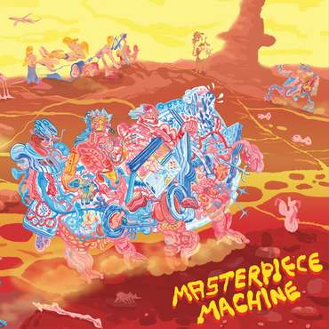 Masterpiece machine bandcamp