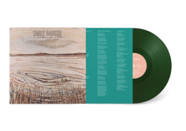 Murmurations lp package green