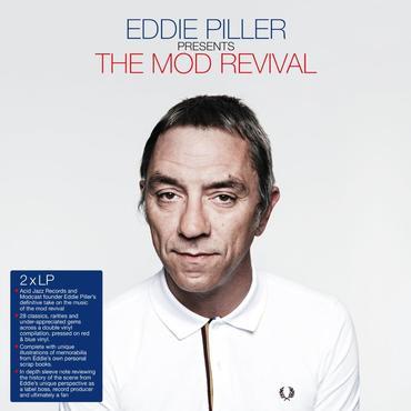 Eddie piller with sticker 2lp