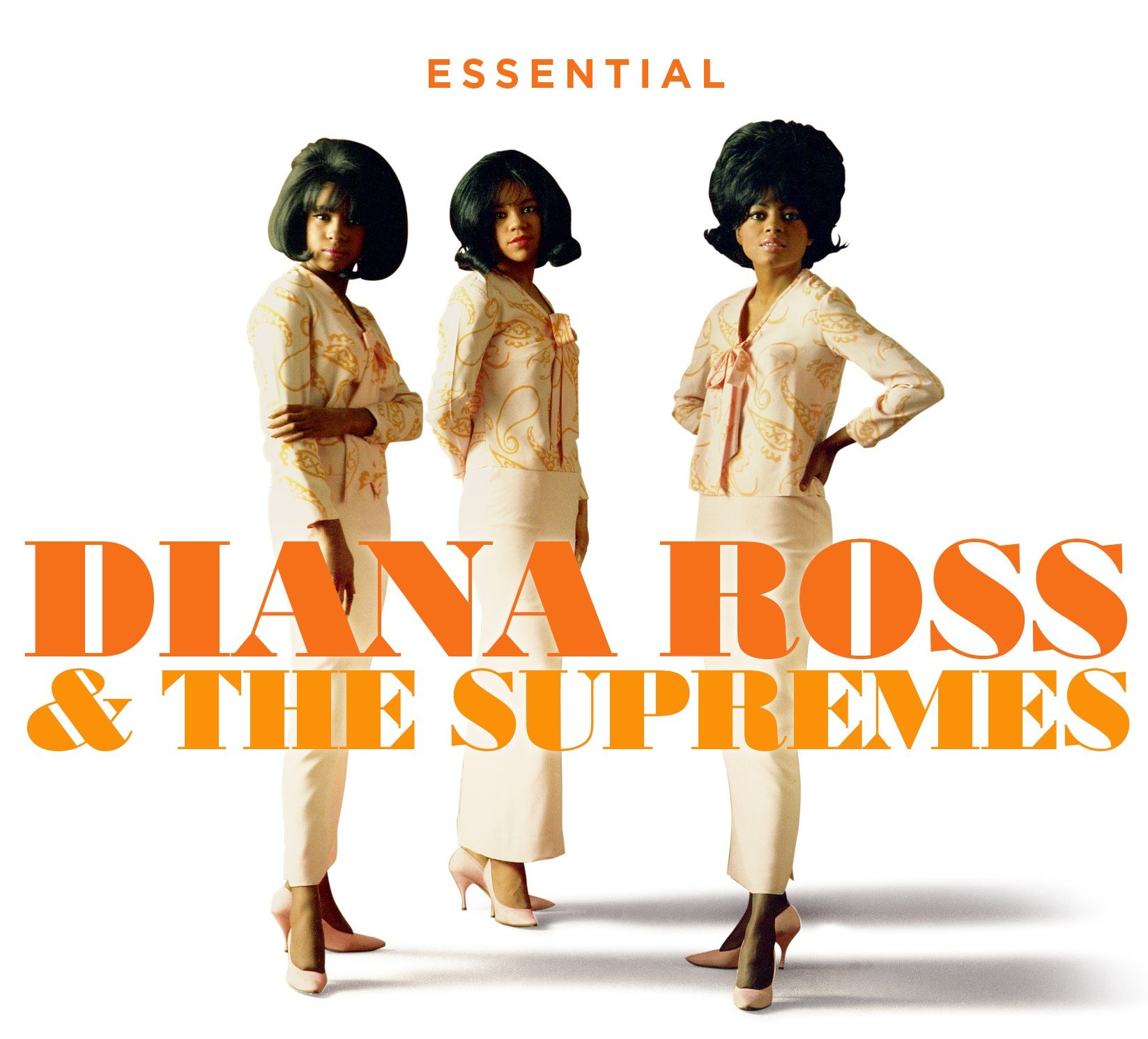 diana ross essential diana ross and the suremes cdx3 rough trade essential diana ross and the suremes