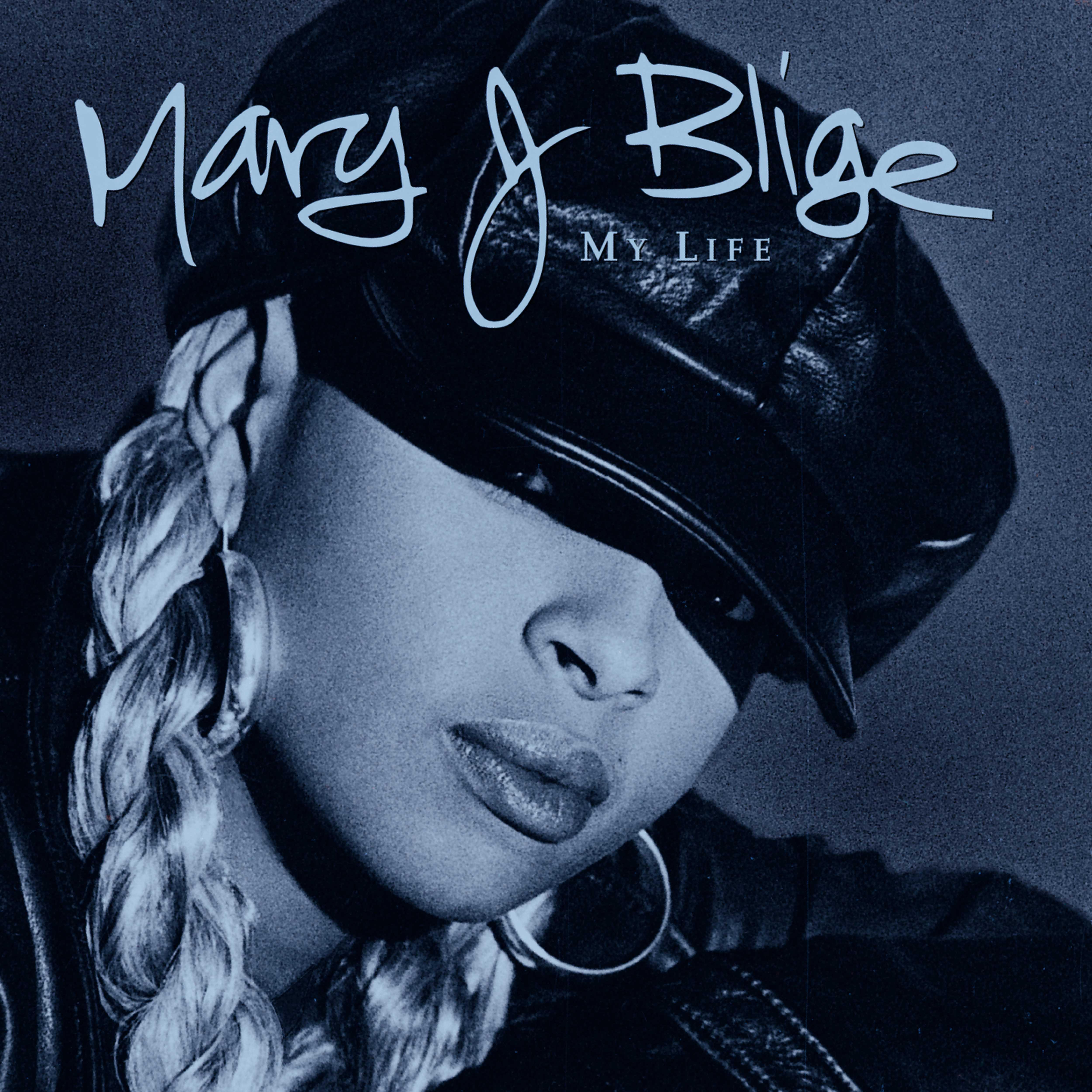 Mary J Blige My Life Reissue Cdx2 Rough Trade