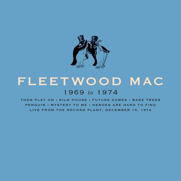 Fleetwood mac 8cd cover
