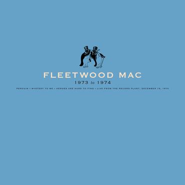 Fleetwood mac 5lp cover
