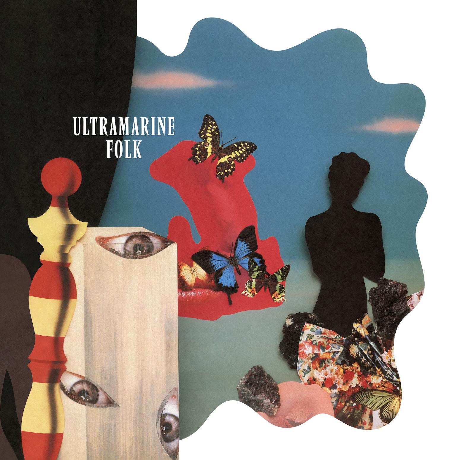 Ultramarine - Folk - LP – Rough Trade