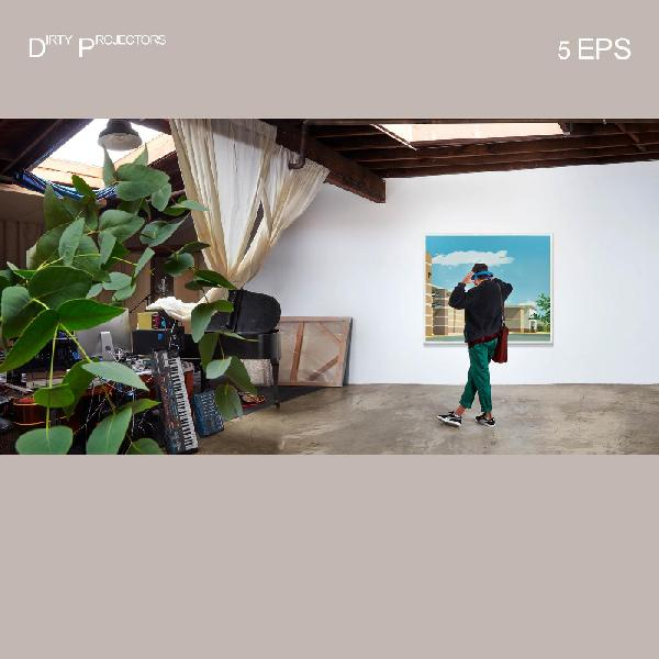 Dirty Projectors - 5 EPs - LPx2+ – Rough Trade