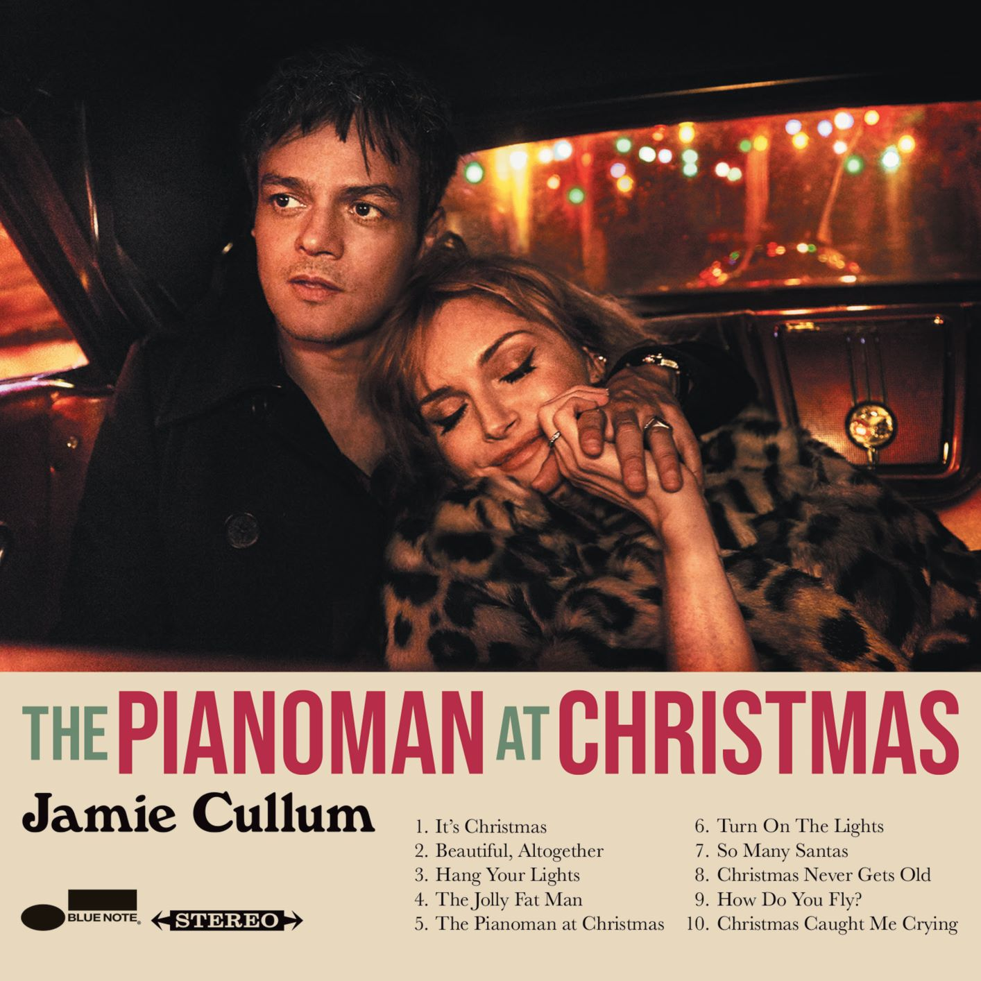 Jamie Cullum - The Pianoman At Christmas - CD – Rough Trade