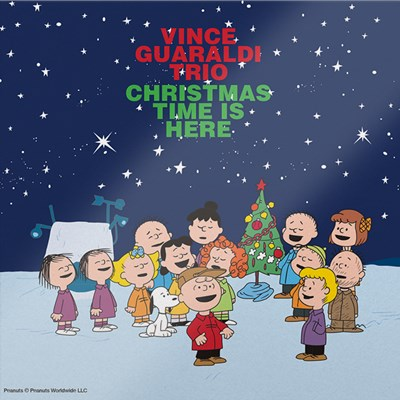 """Vince Guaraldi   Christmas Time Is Here   7"""" – Rough Trade"""