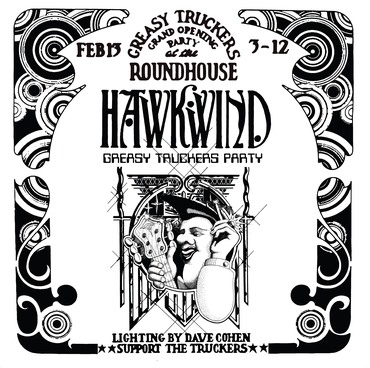 Hawkwind   greasy truckers party