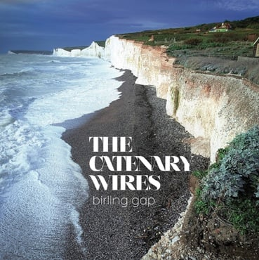 Catenary wires %e2%80%93 birling gap