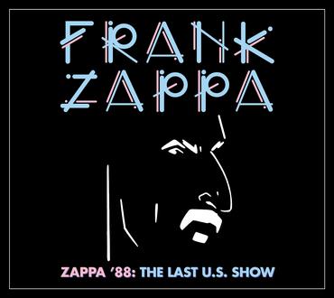 Zappa 88 cd wallet cover