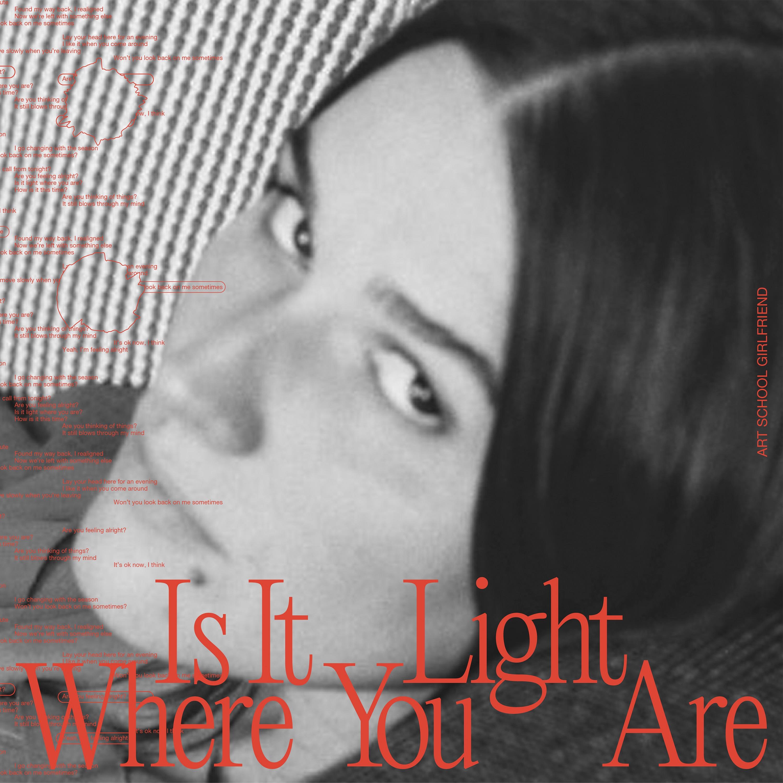 Art School Girlfriend - Is It Light Where You Are - Vinyl LP – Rough Trade