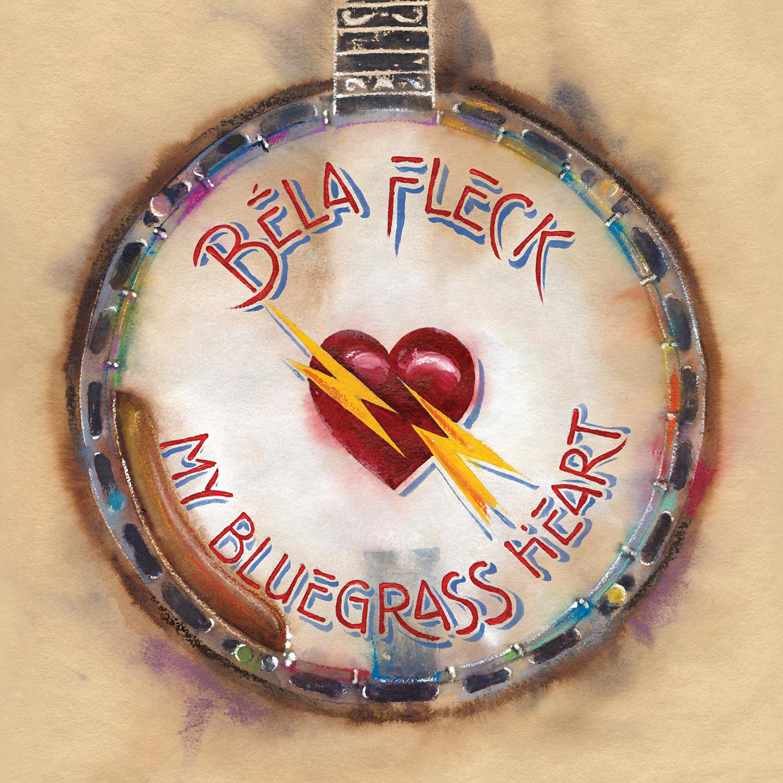 Bela Fleck - My Bluegrass Heart - CDx2 – Rough Trade