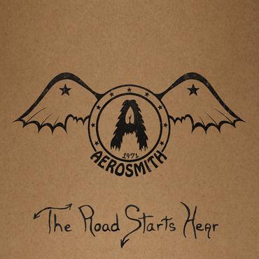 Aerosmith road lp cover 5x5