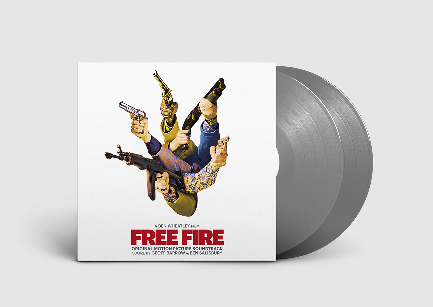 Free fire packshot