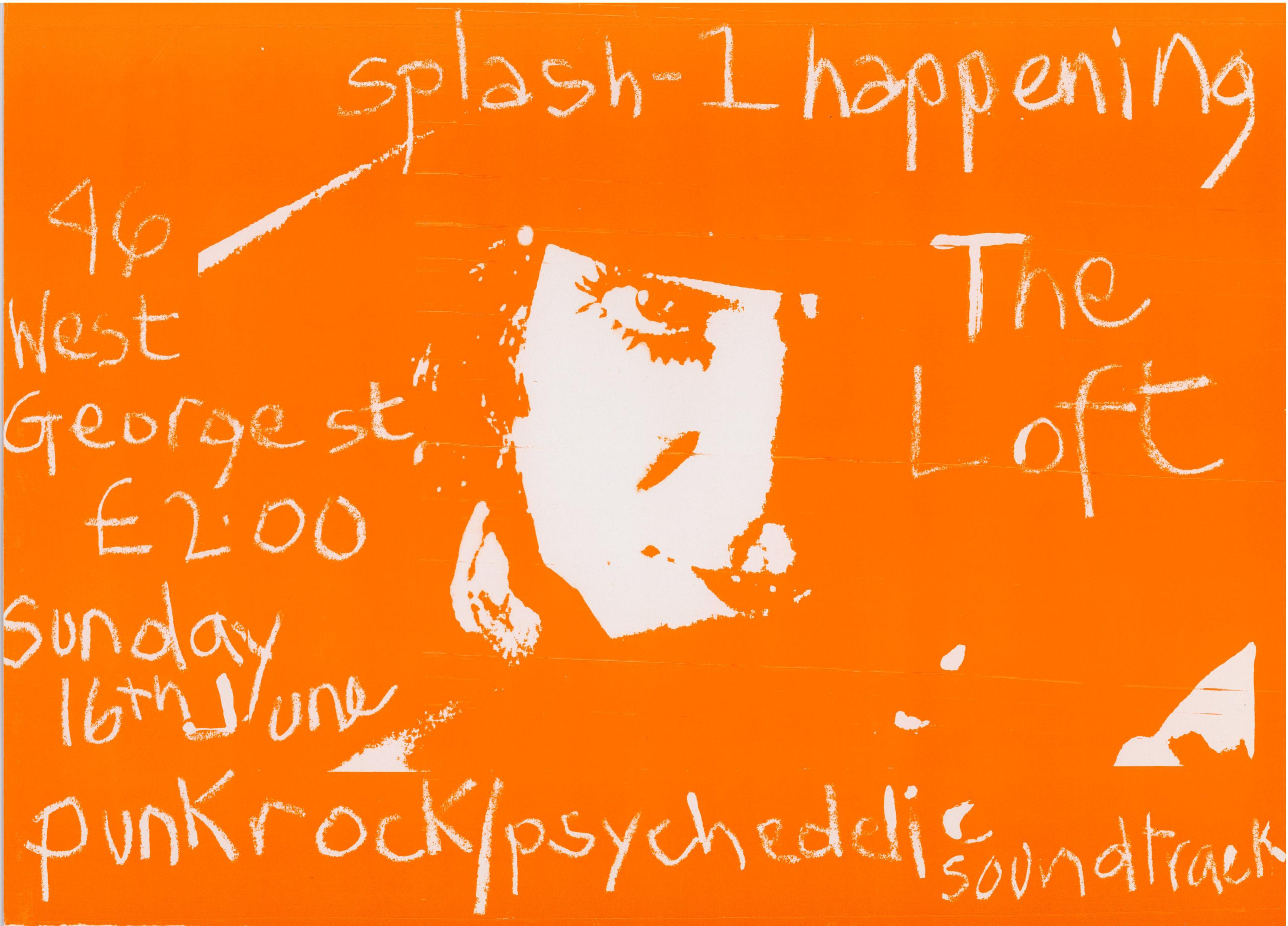 Splashonetheloft