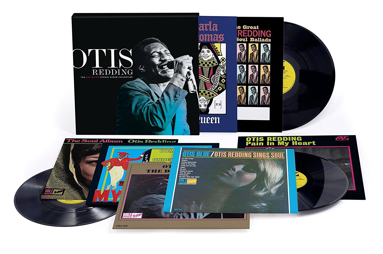 Otis redding definitive packshot