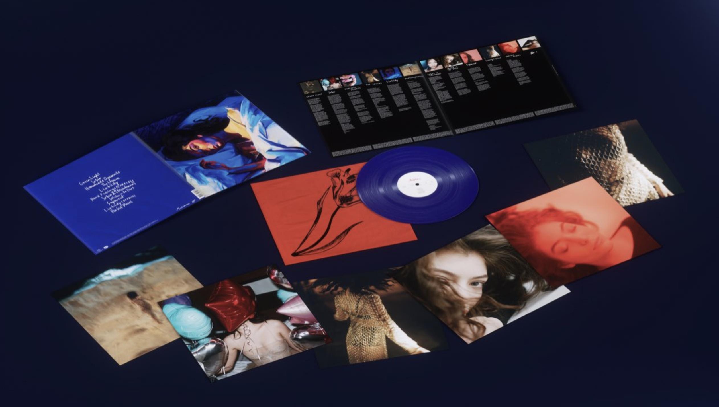 Lorde melodrama deluxe packshot
