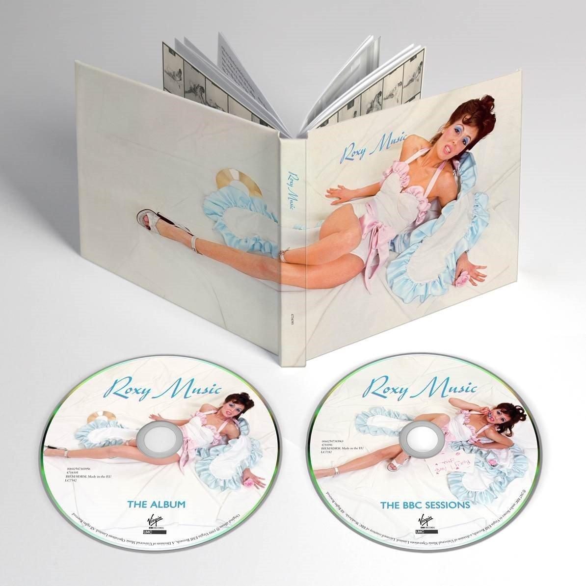 Roxy music s t cd packshot