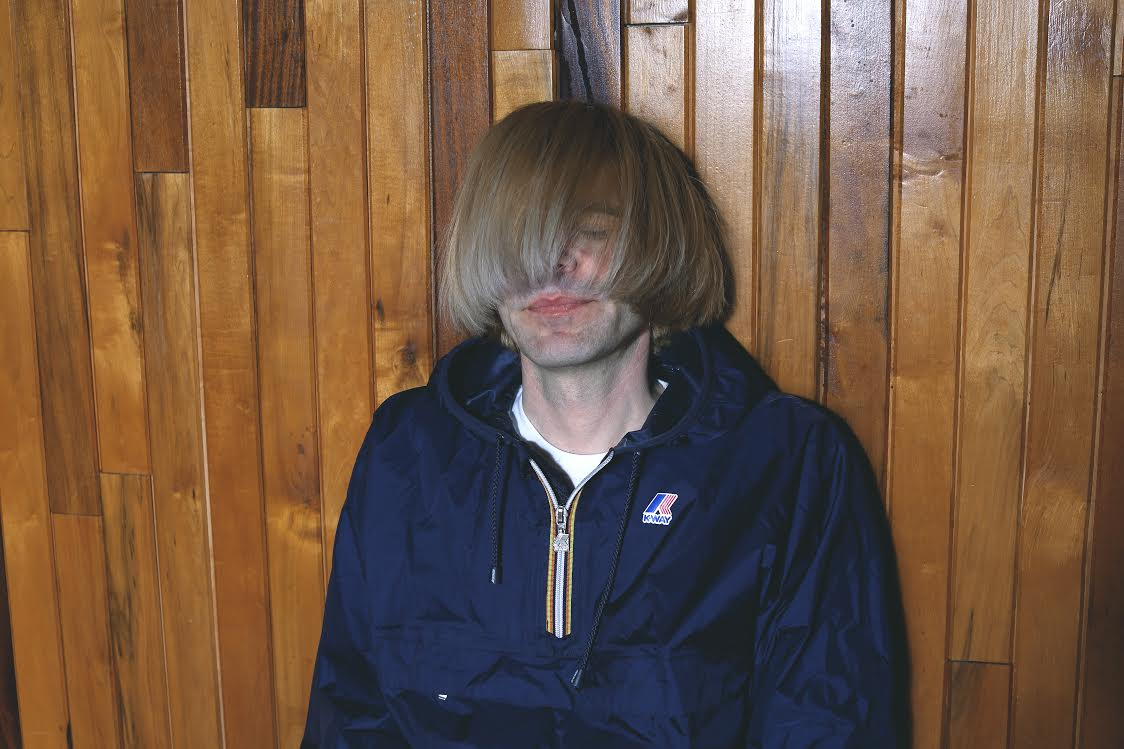 Tim burgess press shot