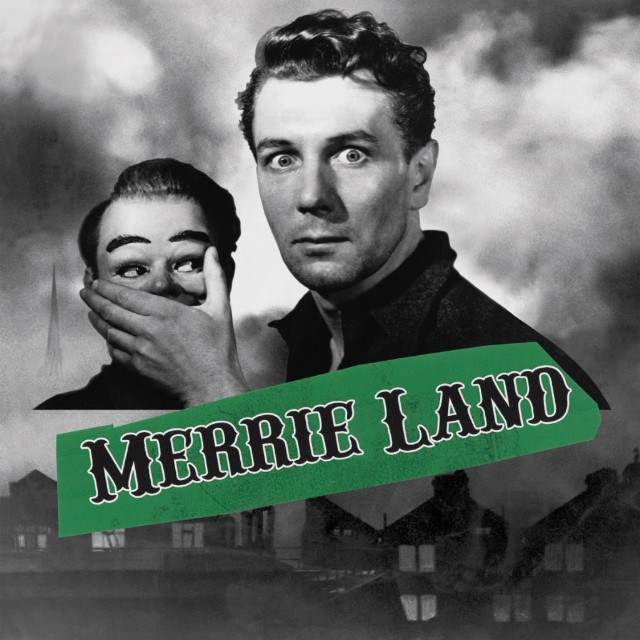 The good the bad and the queen   merrie land %28studio 13%29