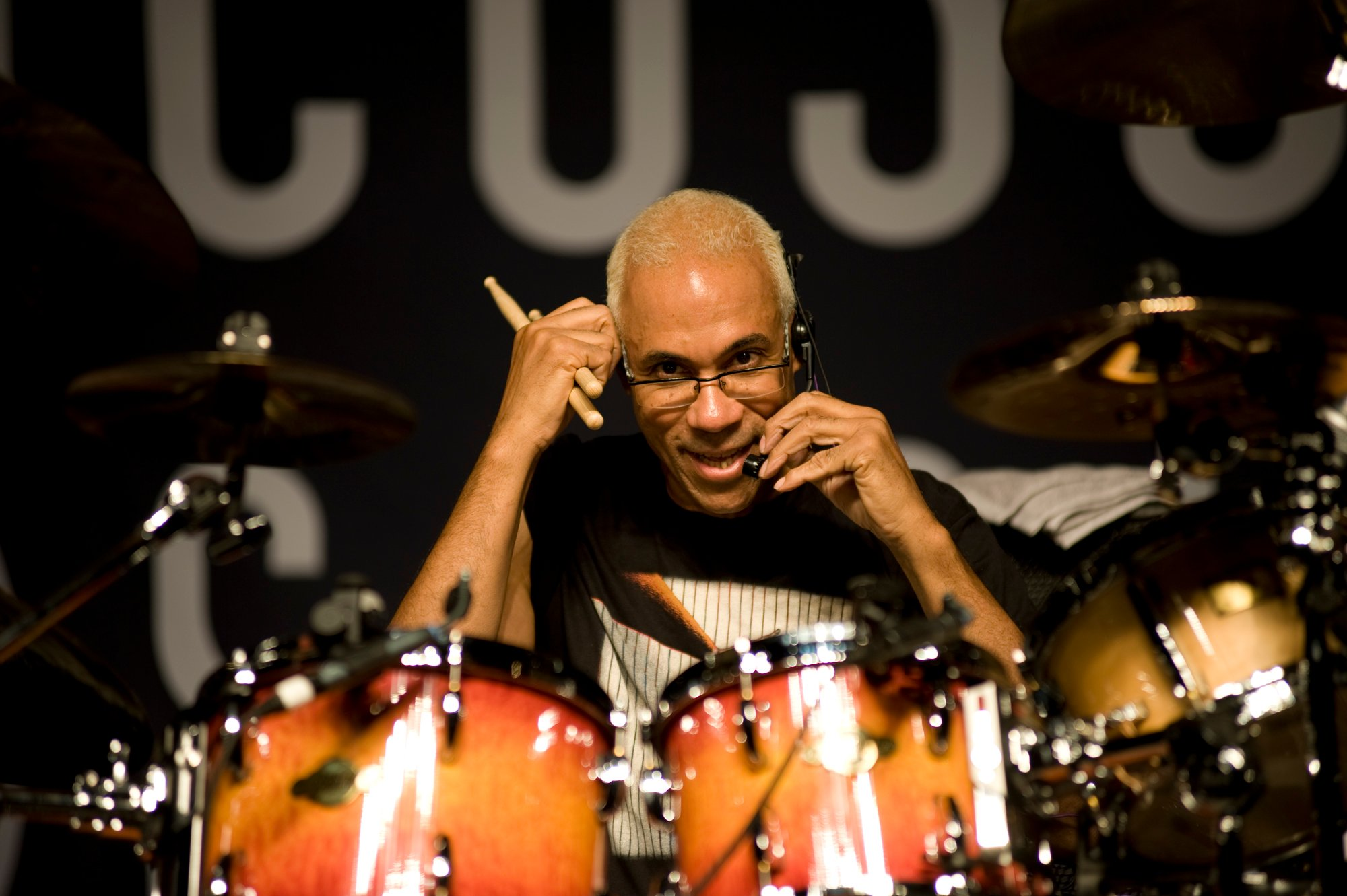 Tony  thunder  smith at pasic