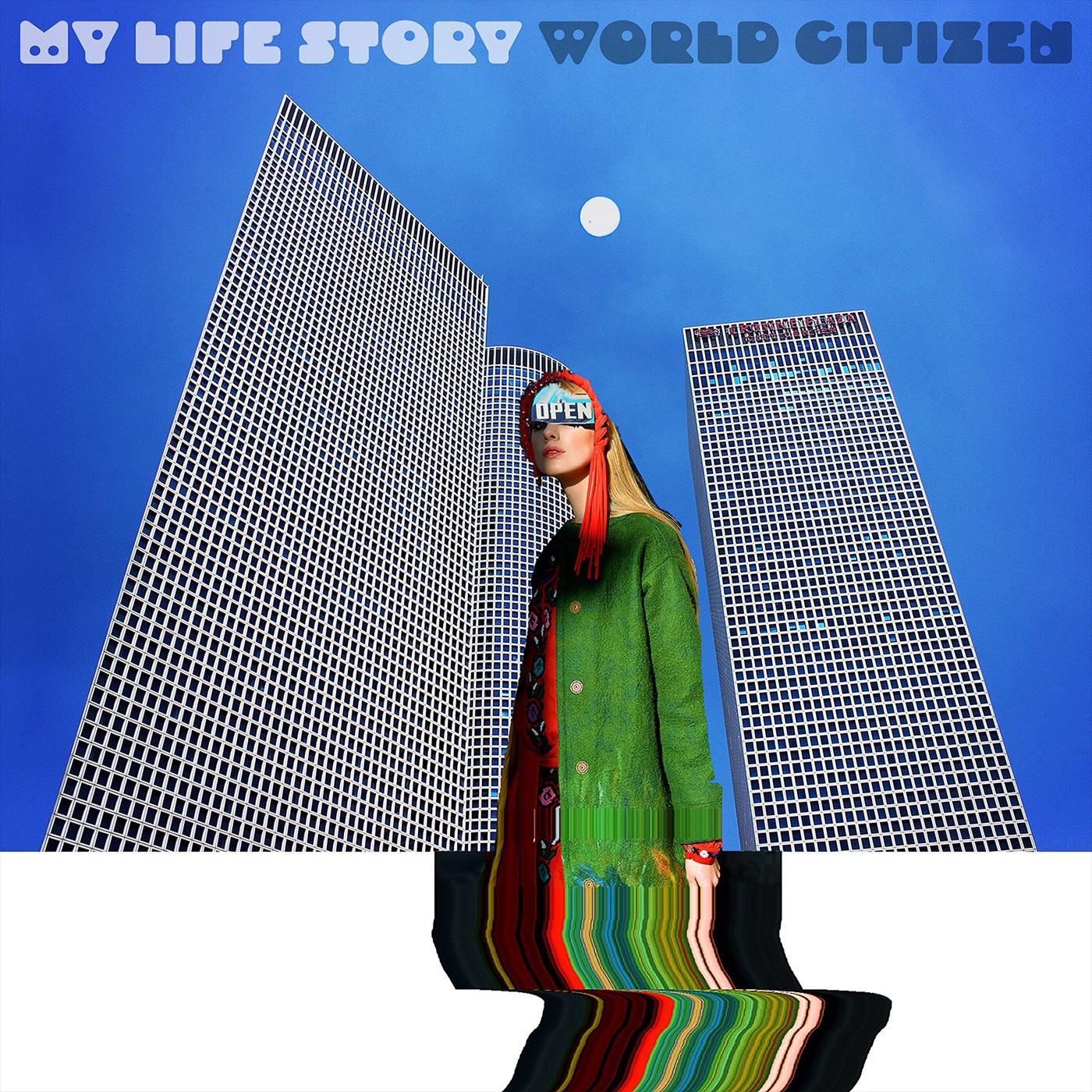 My life story   world citizen   mls2cd